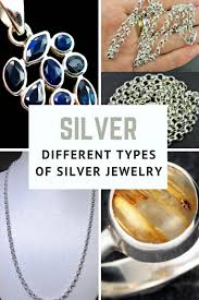 Different Types of <b>Silver Jewelry</b> | <b>Jewelry</b> Auctioned