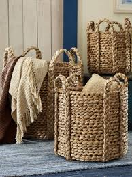 Using Baskets In Your Home Décor PlanBaskets For Home Decor