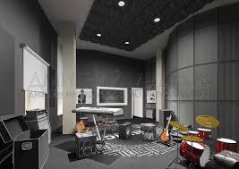 Дипломный дизайн проект офиса студии звукозаписи Студия звукозаписи