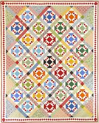 90 best quilt images on Pinterest | Comforters, Blankets and ... & Great design and color- Quelle charmant, would be a pretty scrap quilt. Adamdwight.com