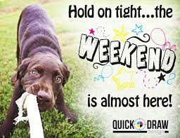 Image result for almost the weekend