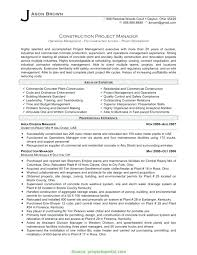 6 Oracle Erp Project Manager Resume Template Word Platformeco