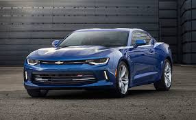 6th gen chevrolet camaro 2016. 2016 Chevrolet Camaro To Gen AutoNation Drive
