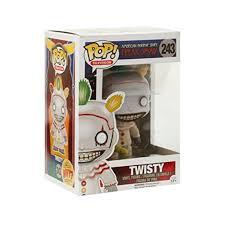 funko pop tv american horror story season 4 twisty the clown vinyl figure