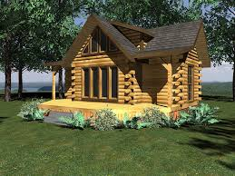 Tiny Houses Living Large  Southland Log HomesSmall Log Home Designs