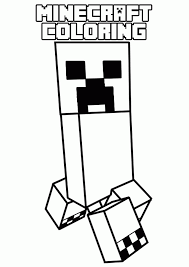 Small Picture 13 Pics of Cool Minecraft Coloring Pages Minecraft Coloring