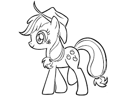 Cool My Little Pony Coloring Pages Twilight Sparkle Free Coloring Book