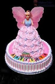 Cake Design For Girls Barbie