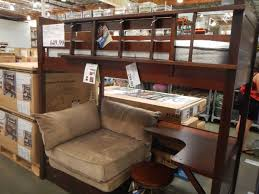 costco bunk beds with stairs bunk bed desk combo costco