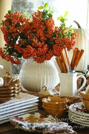 thanksgiving office decorations. 6 TIPS FOR CREATING A KITCHEN TABLE VIGNETTE Thanksgiving Office Decorations W