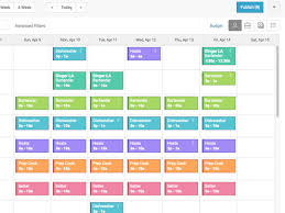 block schedule maker online employee schedule maker workforce management