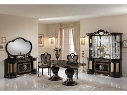 italian high gloss furniture. Gold \u0026 Black Italian Furniture Sets High Gloss Dining Table And Chairs O