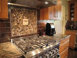 Unique Kitchen Backsplash rustic-kitchen