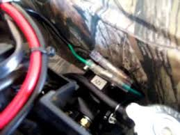 winch install yamaha grizzly custom wiring winch install 2014 yamaha 550 grizzly custom wiring