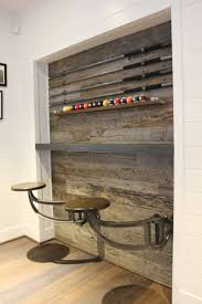 used industrial furniture. Our Indy Swing Arm Stool Is A Great Seating Option Used Here In Clients Pool Industrial Furniture 1