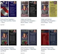 Brochure Samples Tips For Creating A Great Political Campaign Brochure