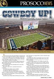 Prosoco Gemtone Color Chart Prosoco And Dallas Cowboys Stadium
