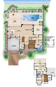fancy design plans for waterfront homes 4 homes floor plans