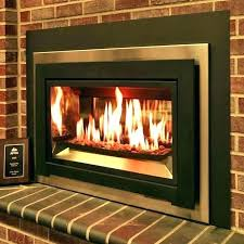 gas fireplace insert reviews gas fireplace insert reviews vent free gas fireplace review impressive vent free