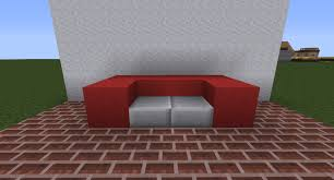 how to make a couch in minecraft. Beautiful Make Normal Sofa QrMpzpng With How To Make A Couch In Minecraft U