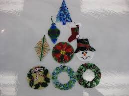 Stained Glass Christmas Ornament Patterns Awesome Decorating