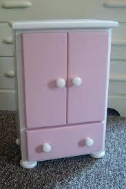 doll closet for 18 inch dolls girl plans doll doll dresser doll closet for girl doll