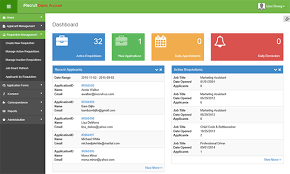 Resume Tracking Applicant Tracking Software Irecruit Applicant Tracking Onboarding
