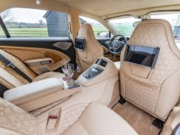 With Just 93 Miles On The Clock This Aston Martin Lagonda Taraf Awaits Its Next Millionaire Owner Carscoops