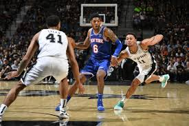 Spurs At T Center Interactive Seating Chart Game Preview San Antonio Spurs At New York Knicks