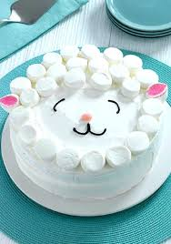 decorating cakes ideas easy