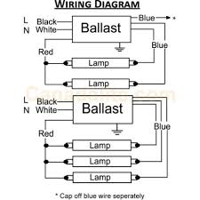 advance t5 ballast wiring diagram wiring diagrams fluorescent ballasts electrical 101 advance ballast wiring diagram