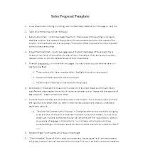 Technical Offer Sample Technical Proposal Templates Free Sample Example Format