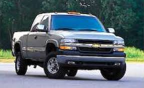 All Chevy chevy 1500 weight : Chevrolet Silverado 2500HD LS 4x4 | Short Take Road Test | Reviews ...