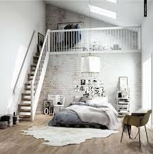 Bedroom Luxury Scandinavian Bedroom Inspiration With Wood Floor