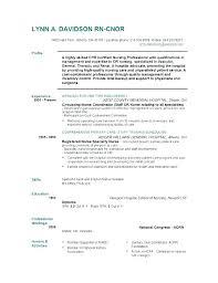 Registered Nurse Resume Examples New Graduate Nurse Resume Samples Registered Nurse Student Resume New