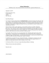 It Cover Letter Examples For Resume Resume Template