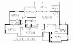 house plans with inlaw suites basement in law suite floor plans fresh ranch house plans with