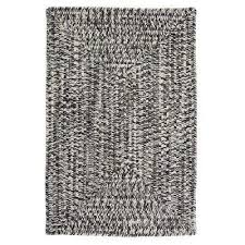 marilyn tweed zebra 2 ft x 3 ft braided area rug