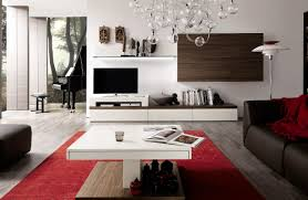 Interior Design For Living Room Wall Unit Wooden Finish Wall Unit Combinations From Ha 1 4 Lsta
