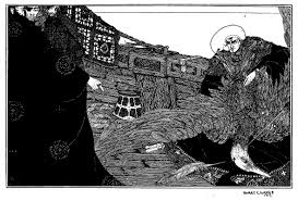 the rime of the ancient mariner essay rime of the ancient mariner  harry clarke too full of imagination graphicine