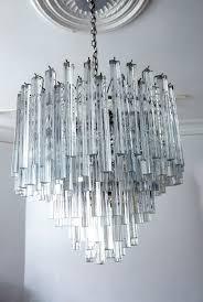 modern italian chandeliers glass