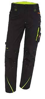 Engelbert Strauss Es Motion 2020 Trousers Black Yellow
