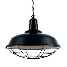 pendant cage light industrial fixture gray vintage black square birdcage diy