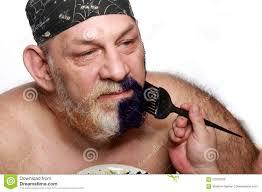 Barbe Adulte De Couleur Dhomme Photo Stock Image Du Image