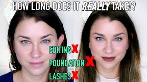 this is a real time makeup application video of a very simple and easy go to date night or daytime makeup i did almost no editing so you can see how long