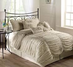 bedroom design chic champagne taupe comforter ideas taupe and black comforter set