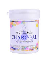 <b>Маска альгинатная для</b> кожи с расширенных пор. Charcoal ...
