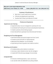 Combination Resume Template Stunning Combination Resume Template Word Combined Functional Free Samples