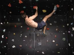 building your very own indoor climbing gym at home link