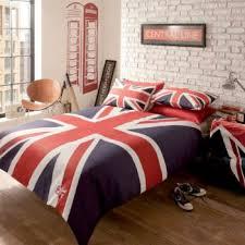 London Union Jack Duvet Cover